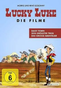 DVD Lucky Luke  Spielfilm Edition  3 DVDs