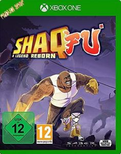 XB-One Shaq Fu - A Legend Reborn