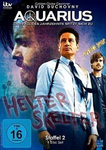 DVD Aquarius  Staffel 2  4 DVDs  -13 Episoden-  Min:537/DD/WS