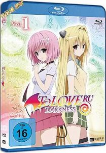 Blu-Ray Anime: To Love Ru  Darkness 1  Min:90/DD/WS