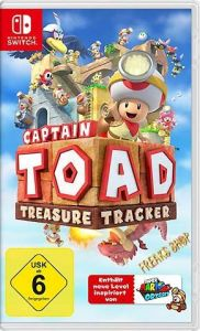 Switch Captain Toad Treasure Tracker  (12.07.18)