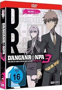 DVD Anime: Danganronpa 3 - The End of Hope's Peak Academy  Future Arc 1