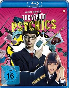 Blu-Ray Anime: Virgin Psychics, The  Min:/DD/WS