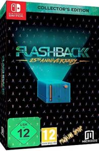 Switch Flashback  25th Anniversary Edition