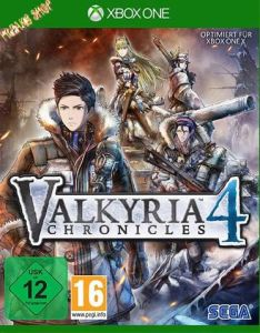 XB-One Valkyria Chronicles 4  (24.09.18)