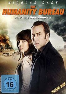 DVD Humanity Bureau, The - Flucht aus New America  Min:90/DD5.1/WS