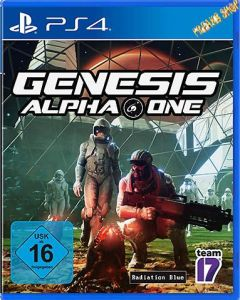 PS4 Genesis Alpha One