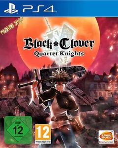 PS4 Black Clover - Quartet Knights