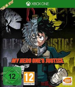 XB-One My Hero One's Justice