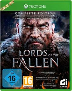 XB-One Lords of the Fallen  COMPLETE EDITION