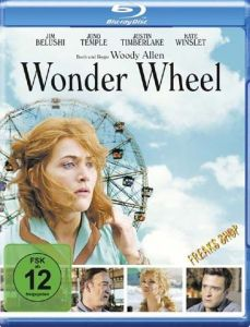 Blu-Ray Wonder Wheel  Min:102/DD5.1/WS