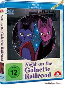 Blu-Ray Anime: Night on the Galactic Railroad  Min:110/DD/WS