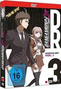 DVD Anime: Danganronpa 3 - Despair Arc 1  Min:96/DD/WS