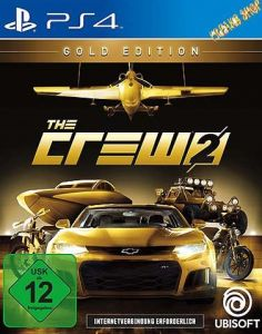 PS4 Crew, The 2  GOLD Edition