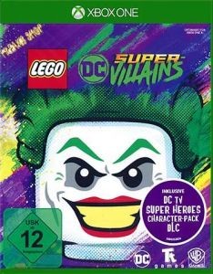 XB-One LEGO: DC Super-Villains