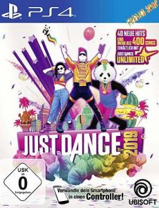 PS4 Just Dance 2019  (24.10.18)