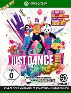 XB-One Just Dance 2019
