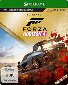 XB-One Forza Horizon 4  Ultimate Edition  (27.09.18)