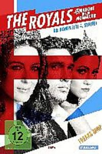 DVD Royals, The  Staffel 4  3 DVDs  Min:420/DD/WS