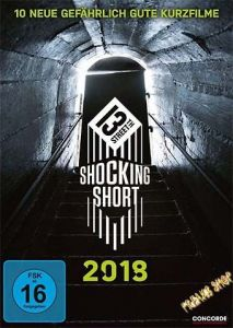 DVD Shocking Shorts 2018