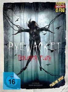 Blu-Ray Pyewacket - Be careful what you wish for!  (BR + DVD)  L.E.  -Mediabook-  2 Discs