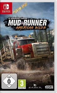 Switch Spintires: MudRunner  American Wilds Edition