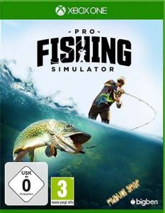 XB-One Pro Fishing Simulator