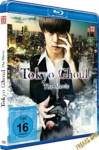 Blu-Ray Anime: Tokyo Ghoul - The Movie  Min:120/DD/WS