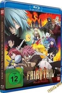 Blu-Ray Anime: Fairy Tail - Phoenix Priestess  -Movie 1-