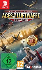 Switch Aces of the Luftwaffe  Squadron Edition
