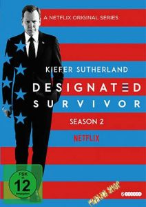 DVD Designated Survivor  Season 2  6 DVDs  Min:924/DD5.1/WS