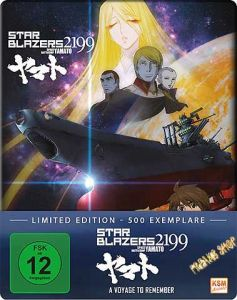 DVD Anime: Star Blazers 2199 - The Movie 1 - A Voyage to Rememberm, Battleship Yamato
