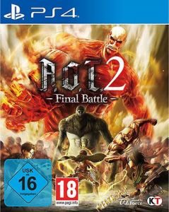 PS4 Attack on Titan 2 - Final Battle