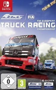 Switch FIA Truck Racing - Championship  (19.07.19)