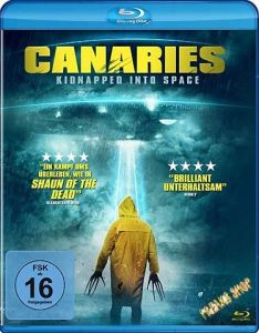 Blu-Ray Canaries - Kidnapped into space  Min:87/DD5.1/WS